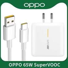 Oppo 65w super vooc carregador encontrar aplicar para oppo reno 5 pro 4 se 4 pro realme 7 pro x7 x7 pro x50 pro 5g usb tipo-c cabo