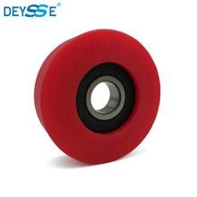 Оптовые цены 80*25 мм 6204 красный ролик