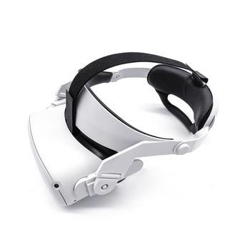 GOMRVA frissíthető állítható fejpánt az Oculus Quest 2 VR-hez, növeli a támogató erő támogatását, kényelmét - virtuális valóság kiegészítők