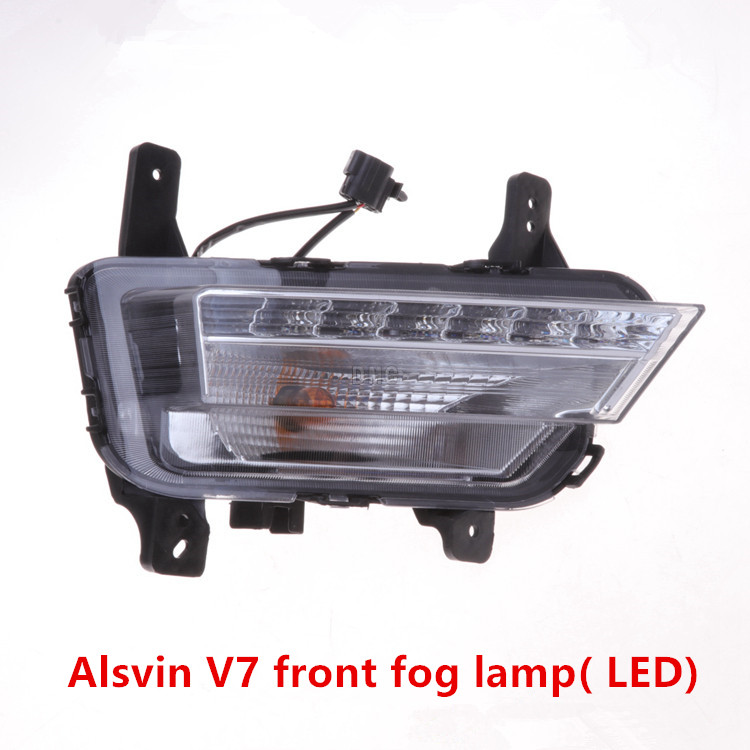 REPLACEMENT PART FOR 2004-2007 TOYOTA HIGHLANDER FOG LAMP COVER LEFT DRIVER