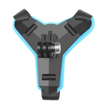 Motorcycle Helmet Front Chin Bracket Holder Tripod Mount for GoPro Hero 8 7 5 Black Xiaomi Go Pro Hero 7(China)