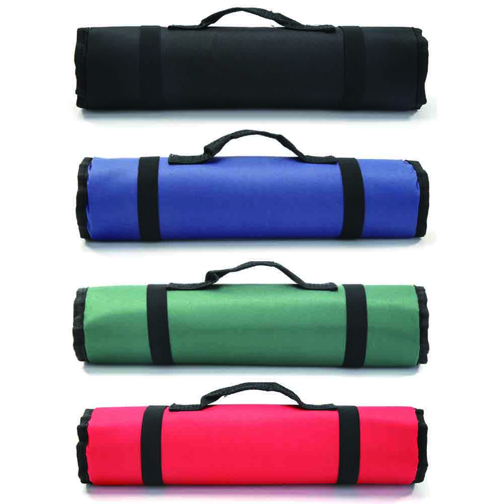 Tool Bags Waterproof Folding Wrench Bag Tool Roll Storage Pocket Tools Pouch Portable Case Organizer Holder