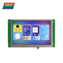 7 polegada tft lcd módulo 1280*800 hmi display de toque uart serial ips módulo inteligente módulo exibição