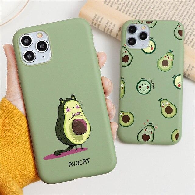 Cute Avocado Case 2