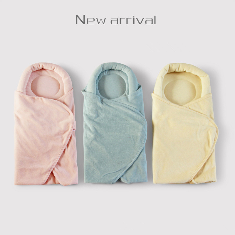 Baby Swaddle Sleeping Bag Nursing Head Support Newborn Anti-shock Sleeping Bag Envelopes For Newborns Sleep Positioner Sleepsack