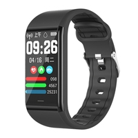 Bakeey B88 Large View Brightness Control buletooth Custom Dial Blood Pressure Female Physiological Monitor Smart Band Wristband