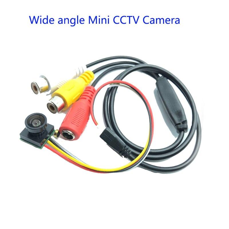 Миникамераใหม่ HD 800TVL - ความปลอดภัยและการป้องกัน