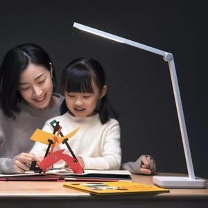Image 4 - Lampa stołowa Xiaomi Mijia Lite inteligentna lampa biurkowa Mi LED ochrona oczu 4000K 500 lumenów ściemnianie przenośne składane światło nocne