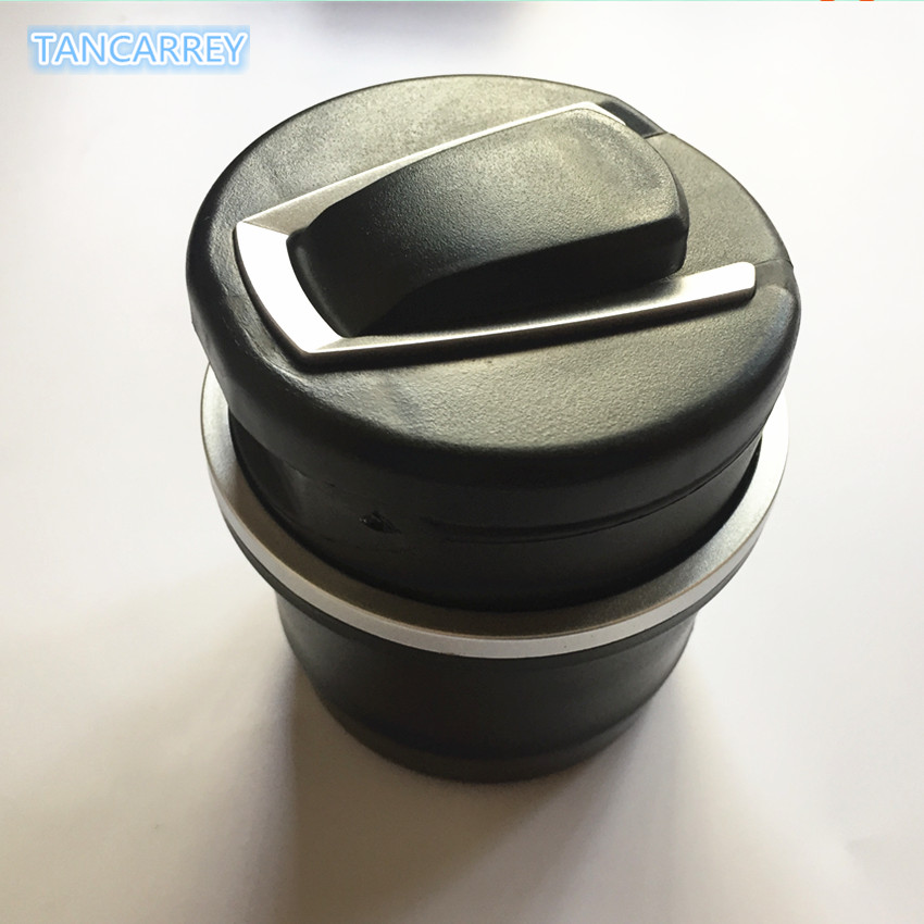 QWXX ashtray Car Ashtray Garbage Coin Storage Cup Container Ash Tray Durable and easy to clean