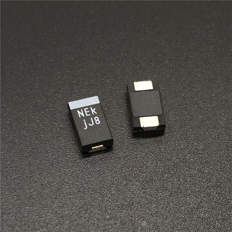 10Pcs/Lot Neo SMD Tantalum Capacitor 220uF 6.3V D Case D7343 7343 Ultra Low ESR 6.3v220uF Capacitor