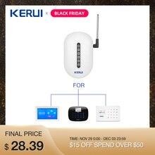 433 МГц Kerui Беспроводной ретранслятор сигнала передатчик Sensros усилитель сигнала расширитель для система охранной сигнализации для дома