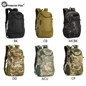 Image 5 - PROTECTOR PLUS 25L Tactical Backpack Military Field Camo Rucksack Ourdoor Camping Fishing 900D Nylon Waterproof Sport Travel Bag