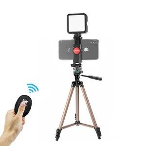 Image 2 - Ulanzi Máy Tính Bảng Chân Máy Có Kẹp Máy Tính Bảng Giá Đỡ Kẹp Mount Adapter Cho iPad Pro/iPad Mini/iPad Air hầu Hết Các Máy Tính Bảng 5 12 Inch