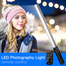 Portable Handhel Remote Control LED Video Light 9W 1000LUX USB Rechargeable Photography Light for Studio Camera Photography цена и фото