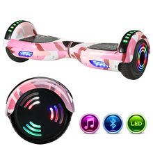 6.5 bluetooth oxbluetooth hoverboards auto balanceamento kick scooter skate elétrico oxboard ao mar mini skywalker unicycle duas rodas