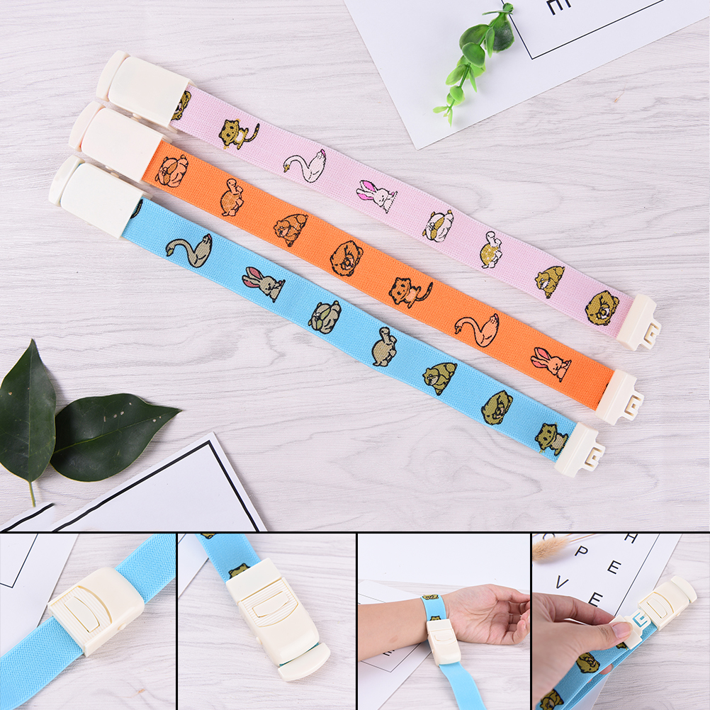 Quick Slow Release First Aid Nurse Outdoor Materials Latex Free Cotton Outdoor Medical Paramedic Emergency Tourniquet Buckle