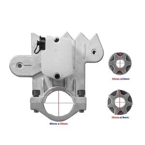 Image 5 - Multifunktions Elektrische Kettensäge Adapter Konverter Halterung DIY Set Für 12 Elektrische Winkel Grinder Holzbearbeitung Werkzeug M14 UND M10