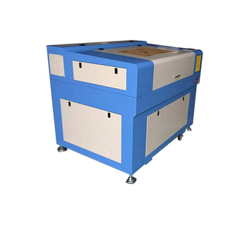 Gorąca sprzedaż 80W maszyna do laserowego cięcia i grawerowania CO2 wielofunkcyjny Model 6090 nadaje się do cięcia drążenia i grawerowania z CE