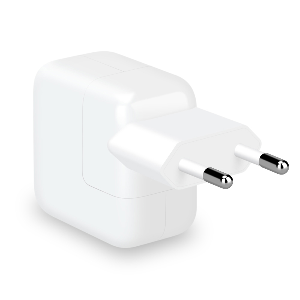 10W USB Ladegerät für Apple <font><b>iPhone</b></font> 11 Pro XR XS MAX <font><b>6</b></font> 7 8 Plus iPad 3 4 5 mini Air iPod Euro Stecker 2.1A Schnelle Lade Power Adapter image