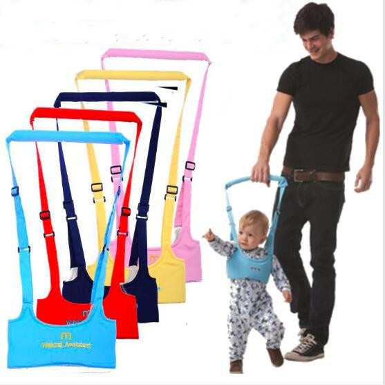 Hot Sale Baby Walker Belt Baby Harness Assistant Toddler Leashes For Kids Learning Training Walking Baby Belt