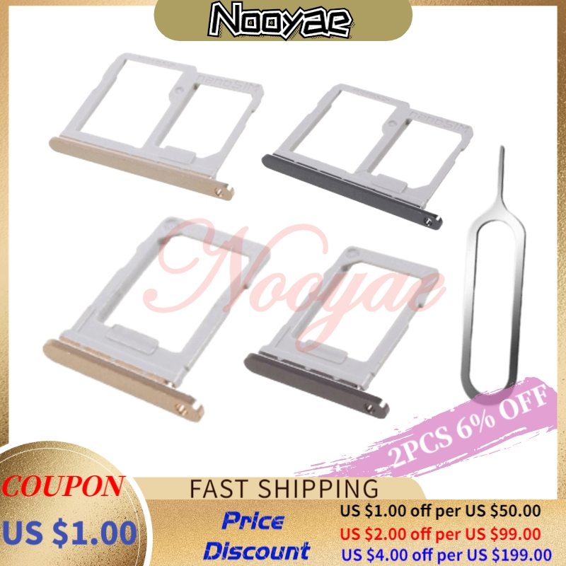 Novapphone SIM Card SD Tray Holder Slot For LG G6 H871 H872 LS993 VS998 H873 H870K H870 / G5 H850 H820 H830 H831 LS992 / Q6 M700