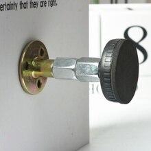 Регулируемая Резьбовая кровать рама анти-встряхивание инструмент телескопическая поддержка для стены комнаты домашний инструмент 30-40 мм/47-64 мм/67-87 мм