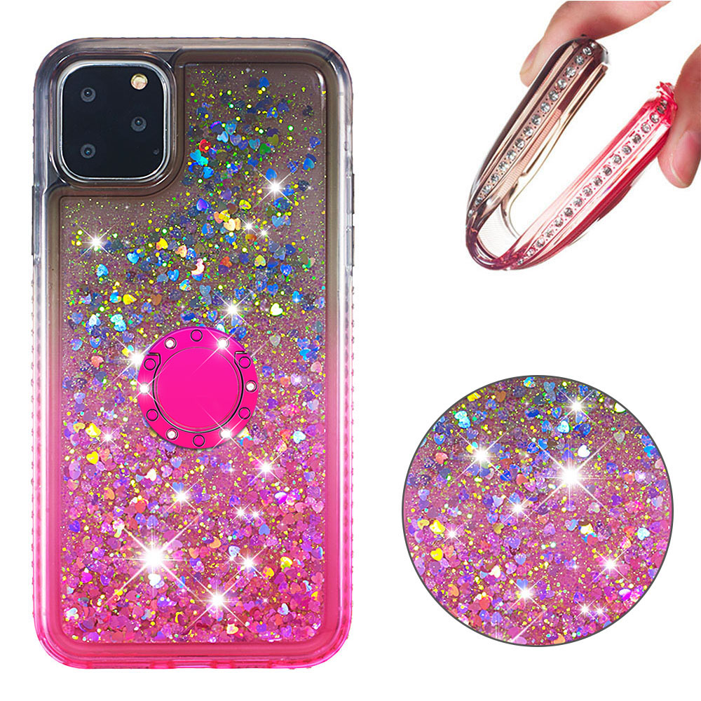 Bling Diamond Rhinestone Girls Case for iPhone 11/11 Pro/11 Pro Max 35