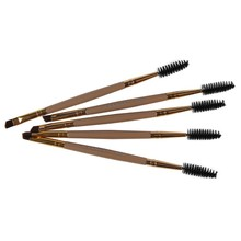 Double-Ended Eyebrow Makeup Brush Comb Eyelash Tool Cosmetic Brushes For Professional Make up