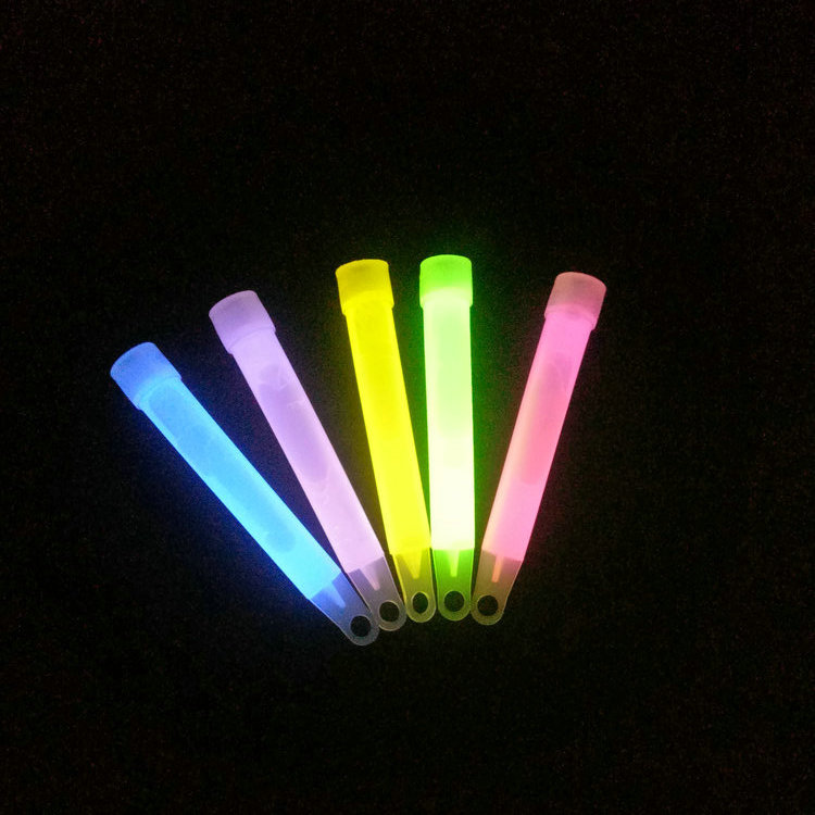 With Hook Light Stick Outdoor Camping Emergency Lighting Rod 4-Inch Concert Party Cheer Glow Stick