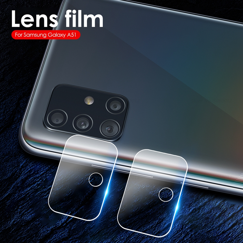 HD Camera Lens Tempered Glass Protector For Samsung Galaxy A51 A71 A 51 71 Protective Films On The For Samsung A51 A71 A515 A715