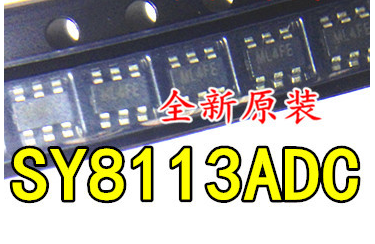 10pcs/lot SY8113BADC SY8113A SY8113 SOT23-6 In Stock