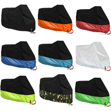Moto Motorcycle covers Sunlight For Motor Hoes Cover Awning Varadero Housse De Velo Carpa Para