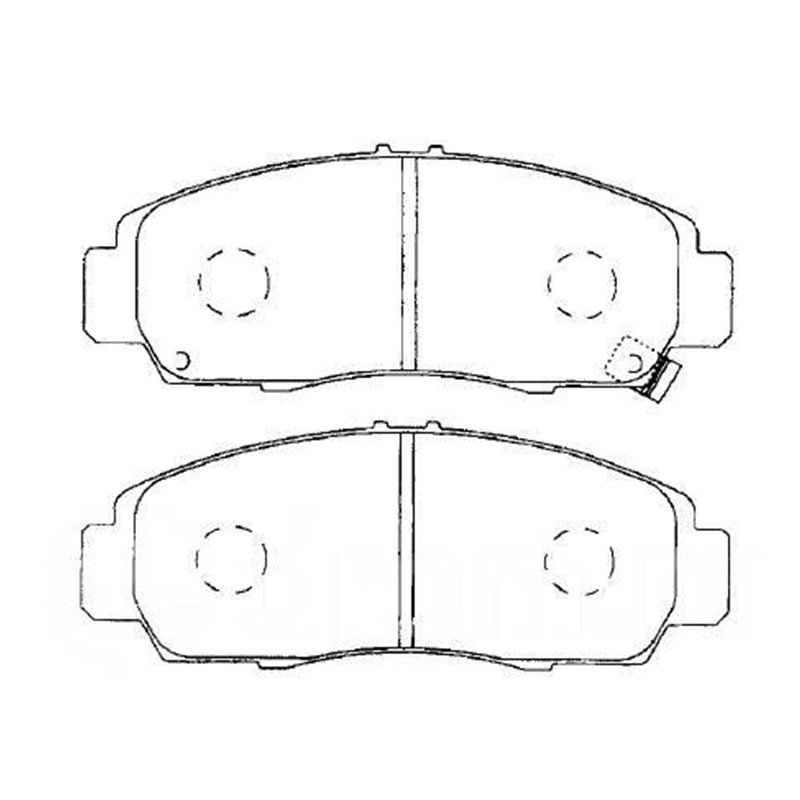 AKEBONO pads brake disc front FOR HONDA FR-V (BE) 04 AN-613WK yellow v neck long sleeves crossed front design sweater