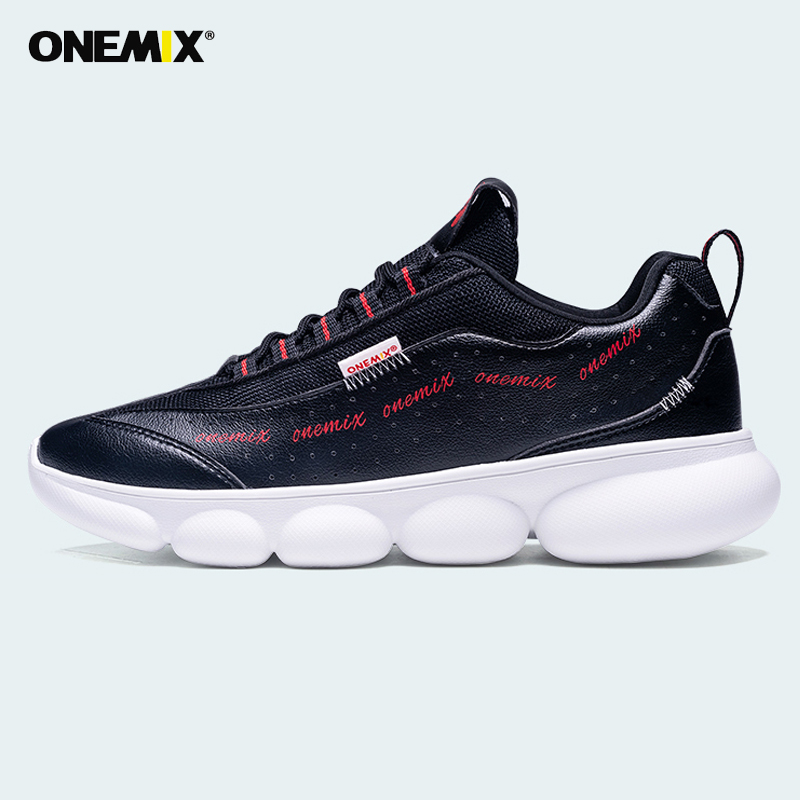 ONEMIX Running <font><b>Shoes</b></font> Men Light Sneakers <font><b>350</b></font> <font><b>Boost</b></font> Cushion Sport <font><b>Shoes</b></font> Gym Trainers Stylish Casual <font><b>Shoes</b></font> Outdoor jogging walking image