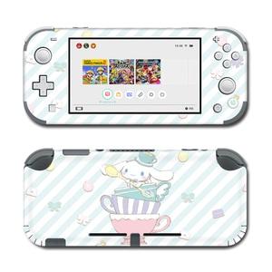 Image 3 - Vinil ekran cilt defne köpek Skins koruyucu çıkartmalar Nintendo anahtarı için Lite NS konsolu Nintendo anahtarı Lite Skins