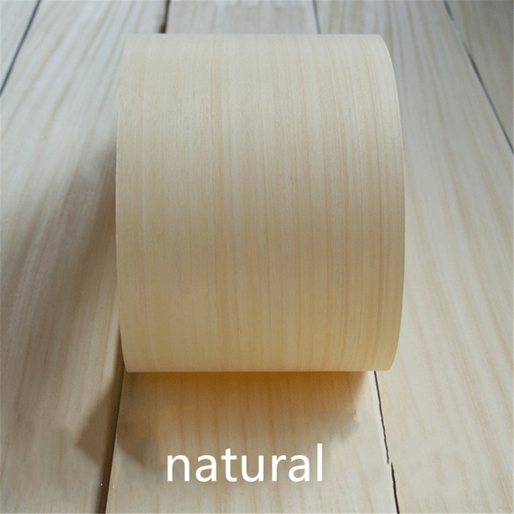 2x Natural Genuine Guatamba Moroti Wood Veneer For Furniture About 15cm X 2.5m 0.4mm Thick Q/C