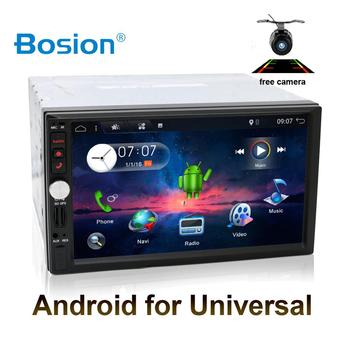 4 Core car dvd 2 Din Android 10.0 For NISSAN QASHQAI Tiida Car Audio Stereo Radio GPS TV 3G WiFi dvd automotivo Universal SWC image