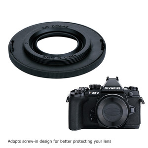 Image 5 - オートレンズキャップパナソニック Lumix GX9 GF10 GF90 GF9 GX800 GX850 GF8 GF7 GX80 GX85 GM5 GM1 カメラ 12 32 ミリメートルレンズ