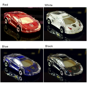 Image 5 - Bluetooth Car Model Speakers Stereo Car Shape Speaker Support USB TF Card MP3 MP4 Music Player Bass Kid Gifts for PC Phone