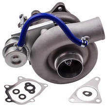 TD05 20G турбо для Subaru Impreza WRX STI EJ20 EJ25 TD05 20G TD05H 20G Турбокомпрессор 02 06
