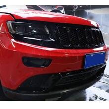 Для jeep cherokee 2014 2018 2019 2020 Защитная пленка для фар