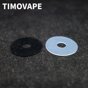 10pcs/lot ecig accessory 22mm 24mm silicone atomizer gasket to avoid mod scratched and screw too tight