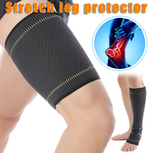 Compression Ankle/Leg Support Brace Sleeve Helps for Sports Running Volleyball SDFA88