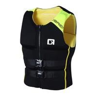 Water Sports Life Jacket Floating Motorboat Boating Beach Swimming Ski Drifting Water Sports Life Vest Jackets