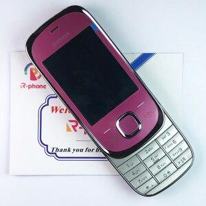 Image 5 - ตกแต่งใหม่ Nokia 7230 2G GSM ปลดล็อกโทรศัพท์มือถือและภาษาอังกฤษรัสเซียฮีบรูแป้นพิมพ์ภาษาอาหรับ