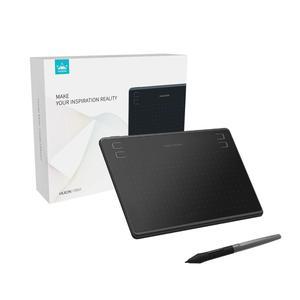 HUION HS64 6x4 дюймовые планшеты с графическим рисунком для телефонов и планшетов, инструменты для рисования с бесбатарейным стилусом для Android ...