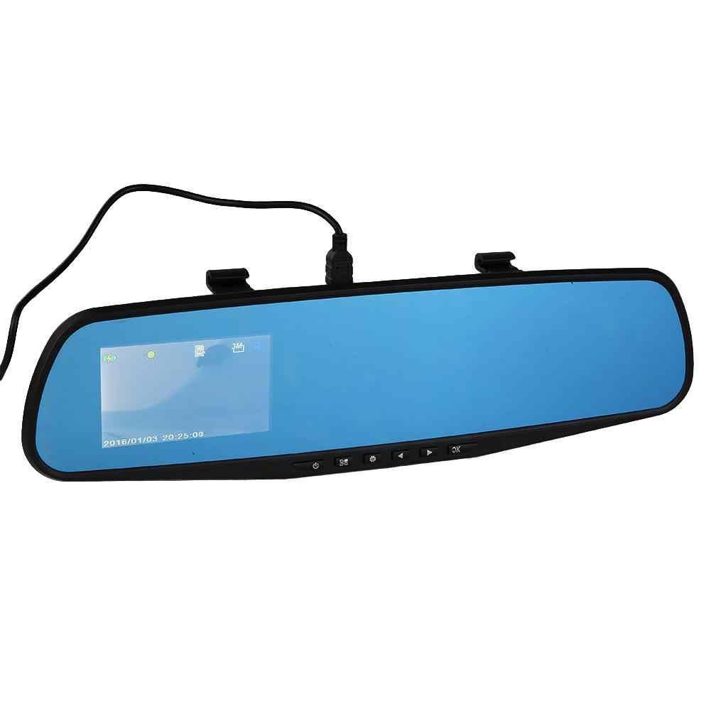 Автомобильный видеорегистратор, зеркало, FULL HD, Wifi, задняя камера, 2,8 дюймов, камера заднего вида, видео регистратор, камера заднего вида, bluetooth Dvr, Автомобильный USB