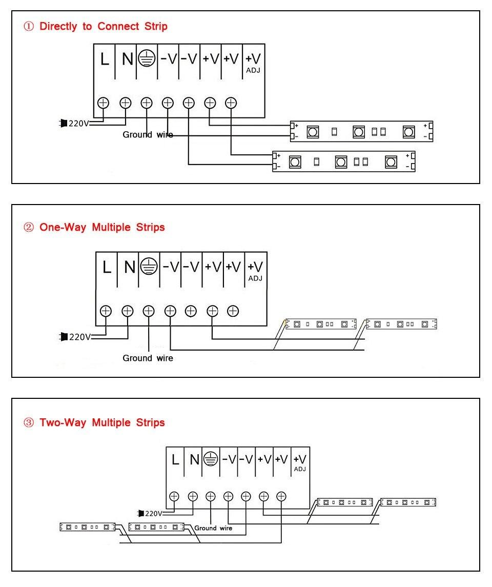 AC DC SMPS Switching Power Supply Source 15V 18V 2A 3A 5A 10A 20A 30A Converter Power Supply 220V TO 15 18V Lighting Transformer-3