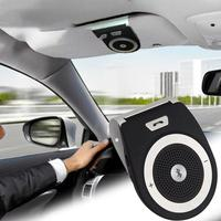 New Car Sun Visor Hands free Phone Mp34.1 Four Language Mini Wireless Speakers Excellent Sound Quality