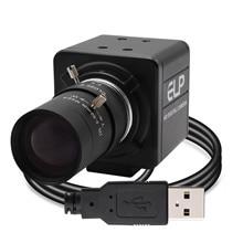 Yüksek hızlı USB kamera 1080P HD MJPEG 60fps/120fps/260fps UVC OmniVision OV4689 CMOS USB PC kamerası kamera varifocal CS Lens